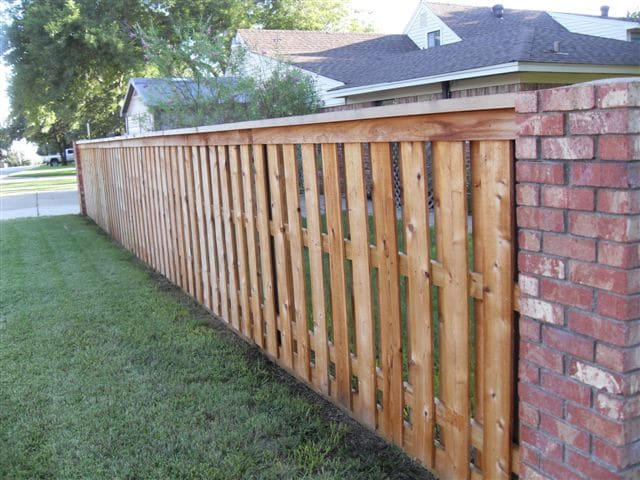 Wire Fence Privacy Ideas