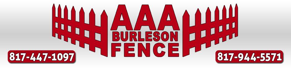 AAA Burleson Fence