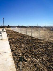 Commercial Chain Link Fence Cleburne Aaa Burleson Fence